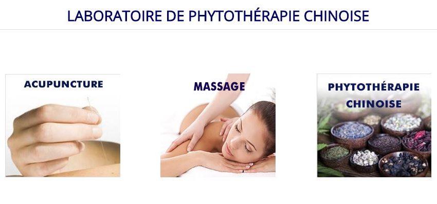 phytothérapie chinois, acupuncture, massage,